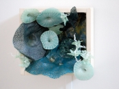 Margaret Craig - Outgrowth Box (blue, blue, unlit)