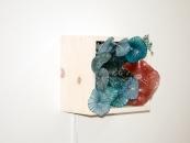 Margaret Craig - Outgrowth Box (red, unlit)