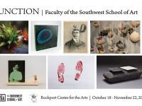 JUNCTION: SW School of Art in Rockport: Gallery Talk & Reception