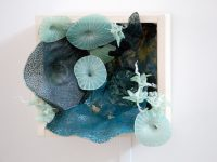 Margaret Craig - Outgrowth Box (blue, unlit)